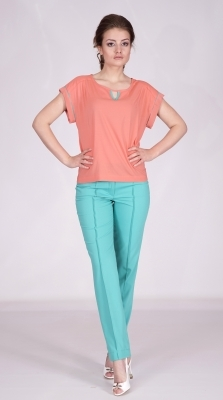 Tailored trousers 60439