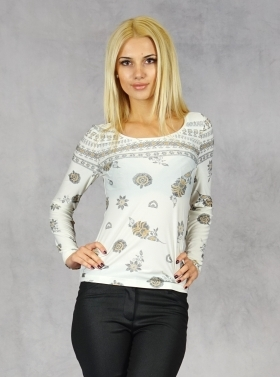 Ladies Blouse 10746