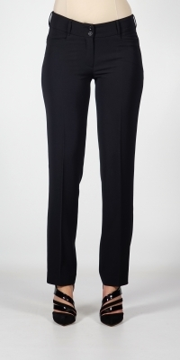 Lady's classic black trousers 60378