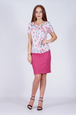 Lady's blouse 10776